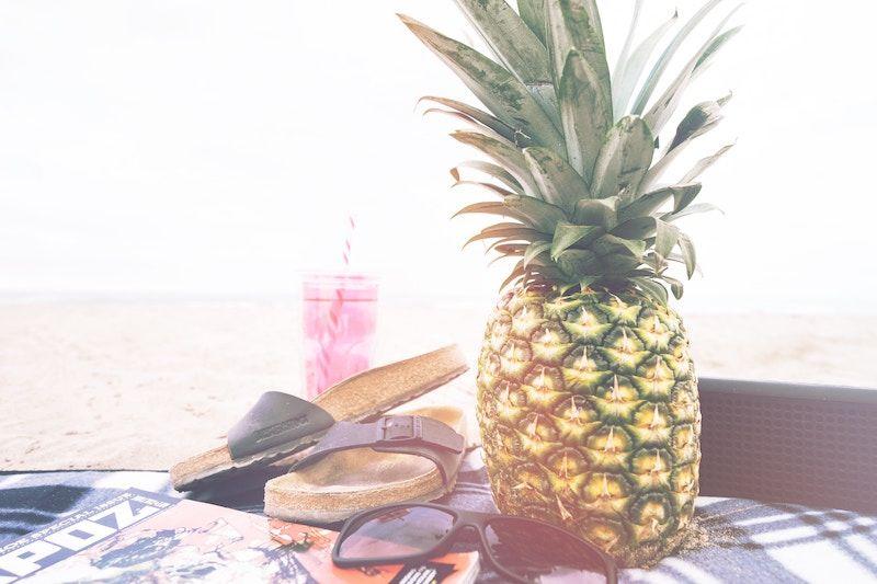 10 reasons to visit Jacksonville Pineapple, Nutrition, Fruit