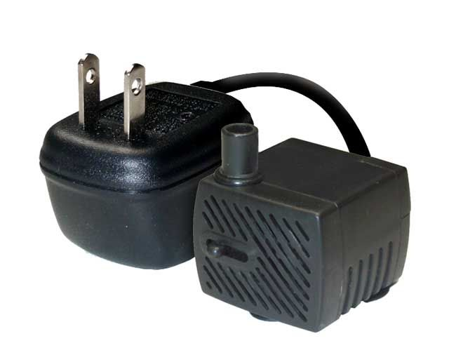 Beautiful Small Indoor Fountain Pumps By Fountain Pro, Via Aqua And United Pumps.  These Are