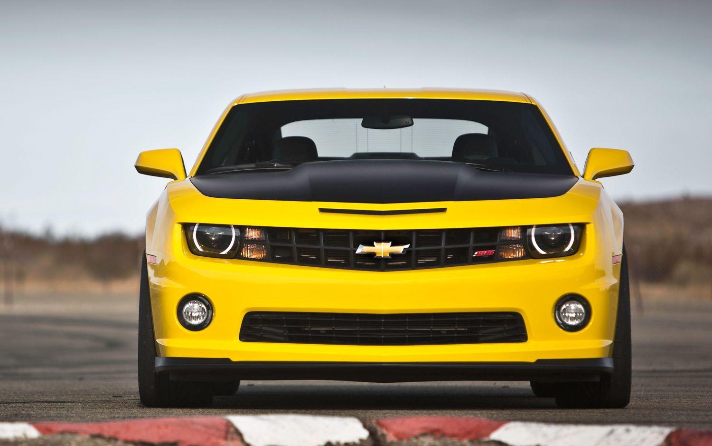 Chevrolet Camaro Bumblebee Transformers Full Hd Wallpaper Obrazky