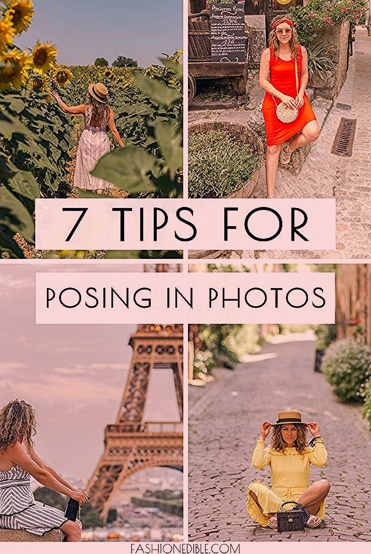 Photo of How to Pose in Travel Photos Naturally and Creatively