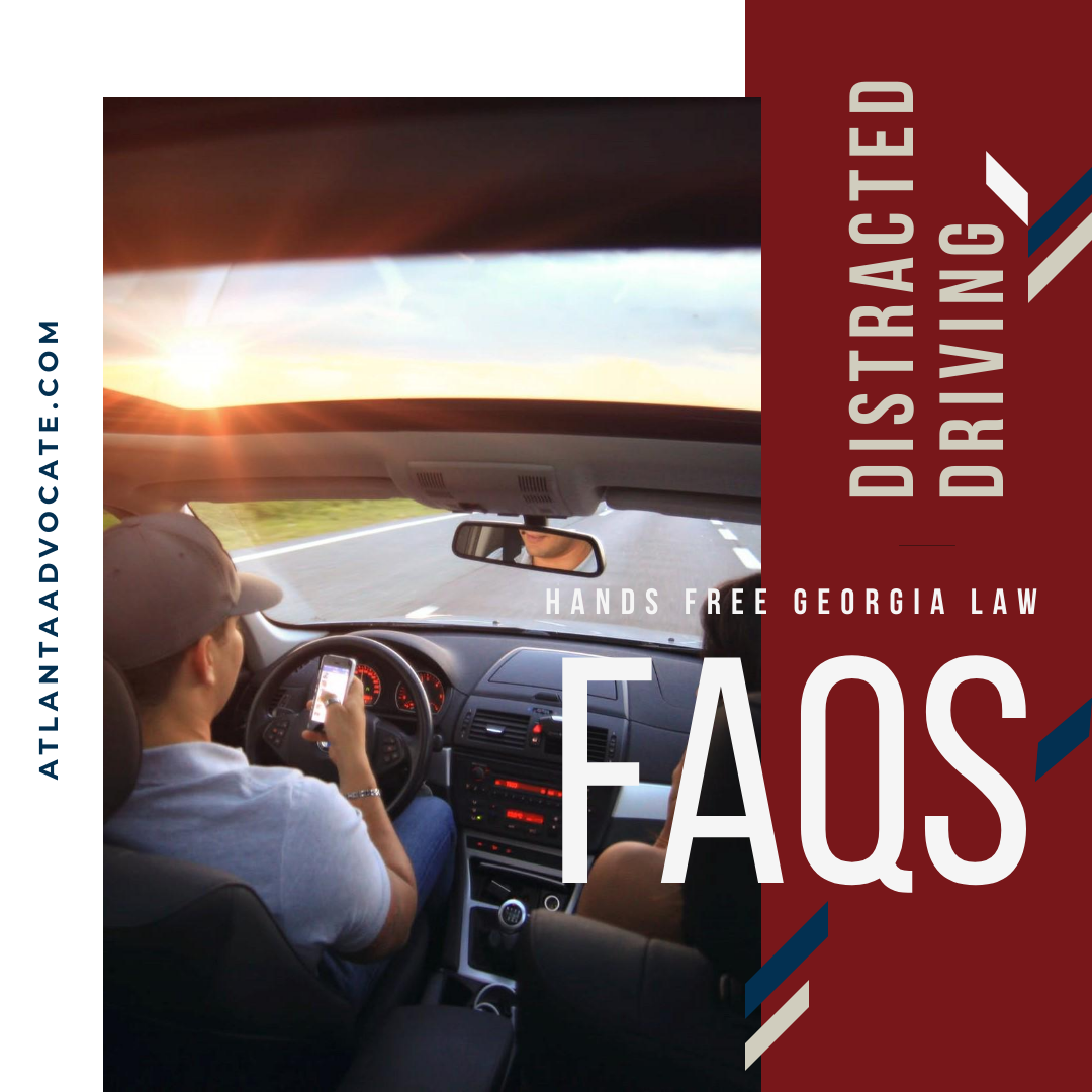 has many laws prohibiting distracted driving. For