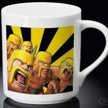 Hot New Gamr Clash of Clans New Hot Mug White Mug