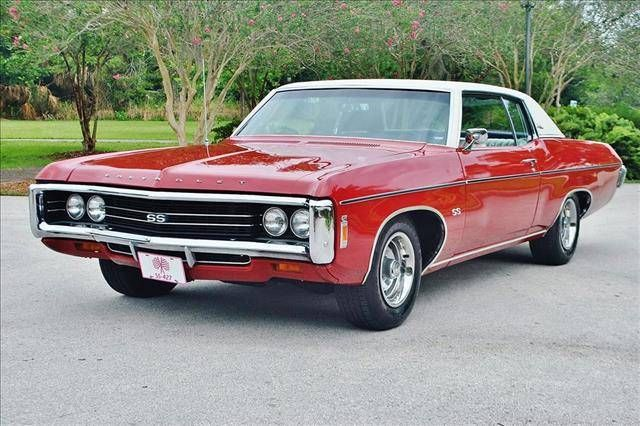 1969 Chevrolet Impala My Father Was Killed In A Brand