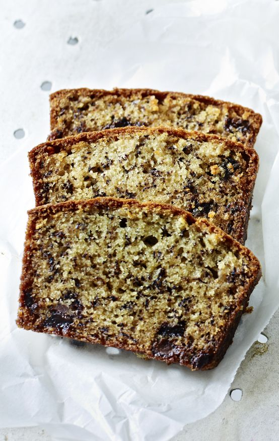Get that kettle on for Mary Berry's chocolate banana bread.