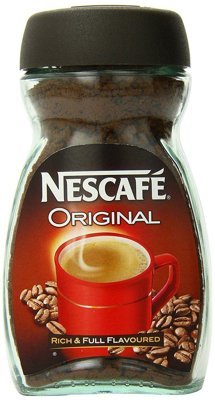Nescafe Instant Original Coffee (England) *** Continue to