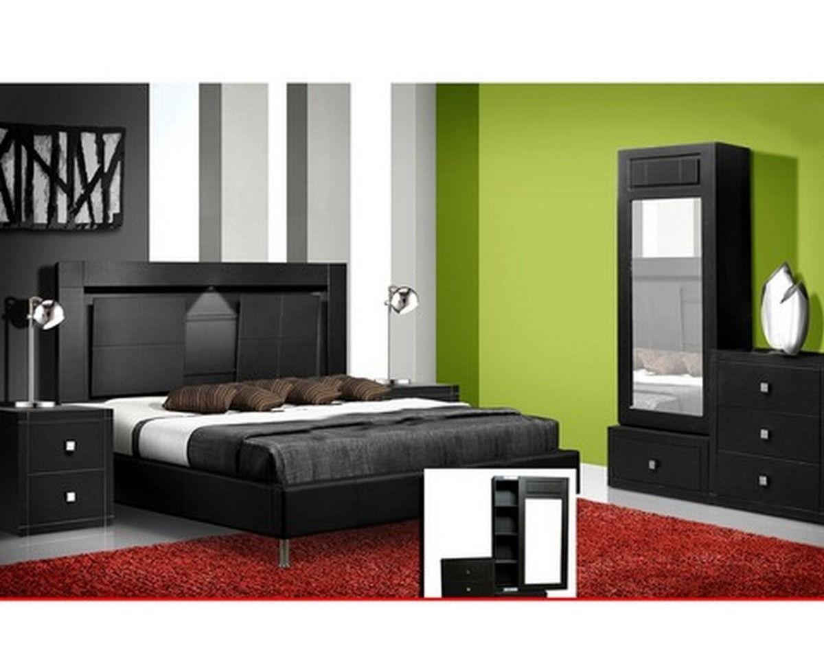 Muebles recamaras modernas 20170811141603 - Colores de muebles ...
