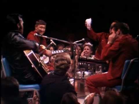 Resultado de imagen de Elvis (NBC-TV Special)