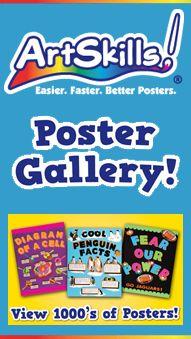 poster project ideas artskills pinterest online poster
