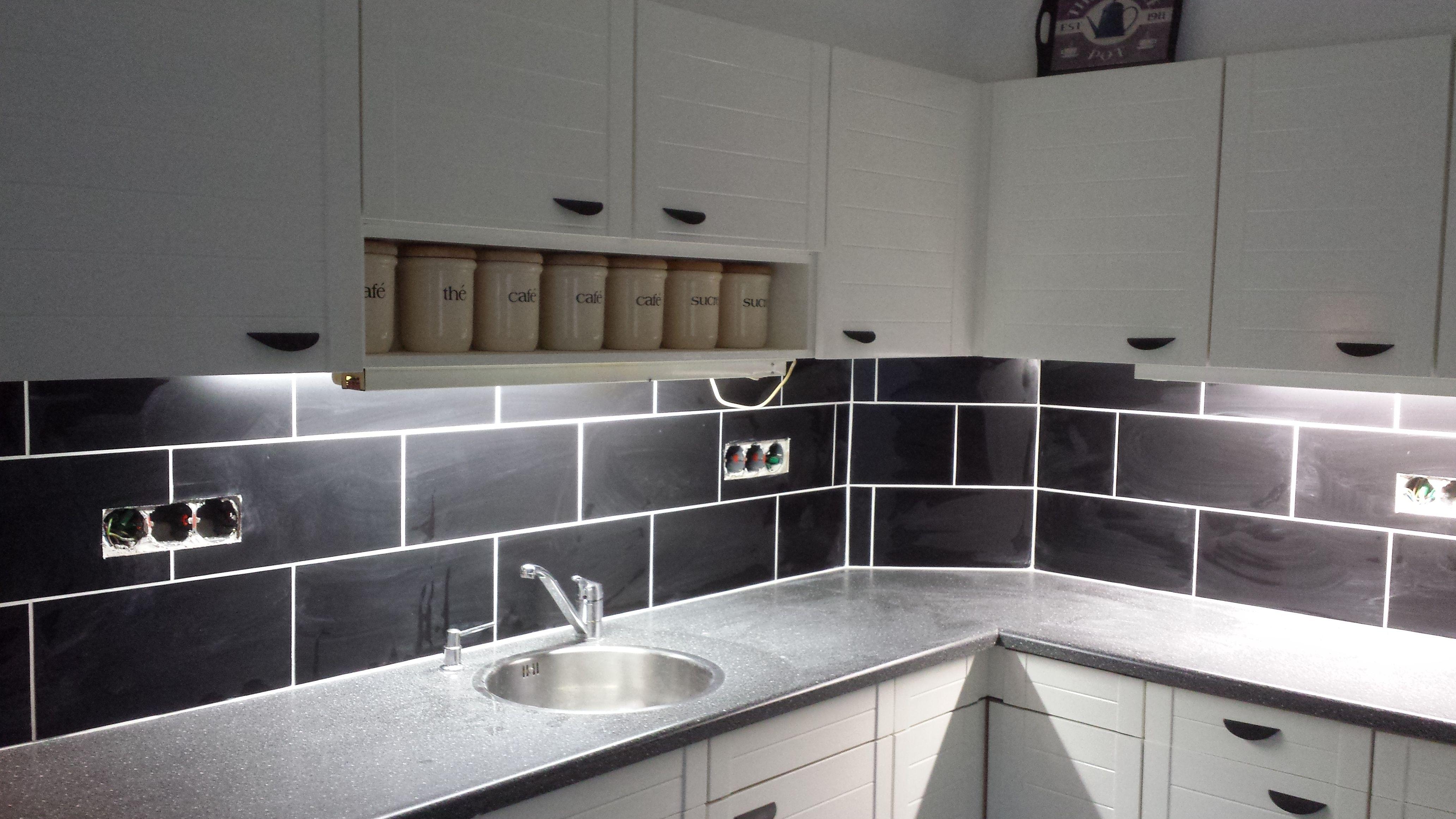 Design Wandtegels Keuken : Ontzette wandtegels keuken cmk joinery