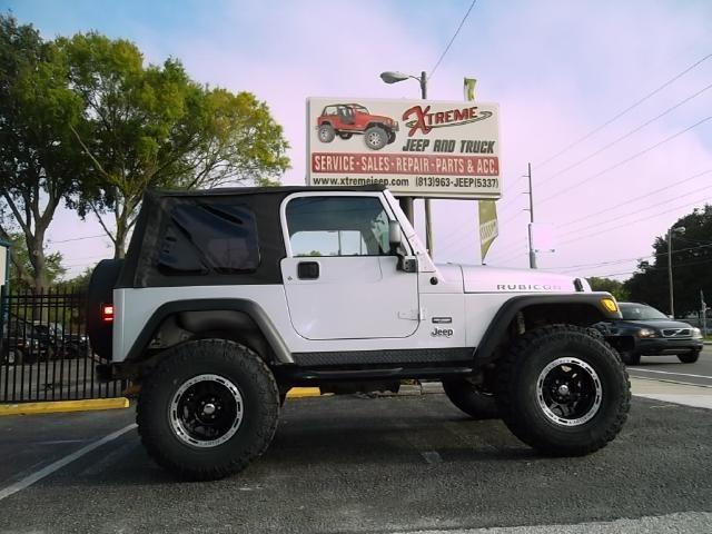 Xtreme jeep tampa