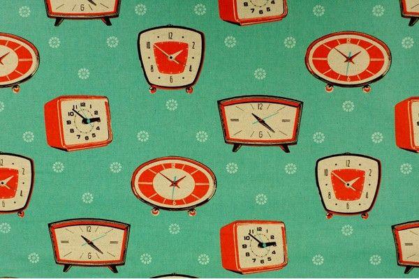 Clocks, Melody Miller on@ vermiljoenshop.be