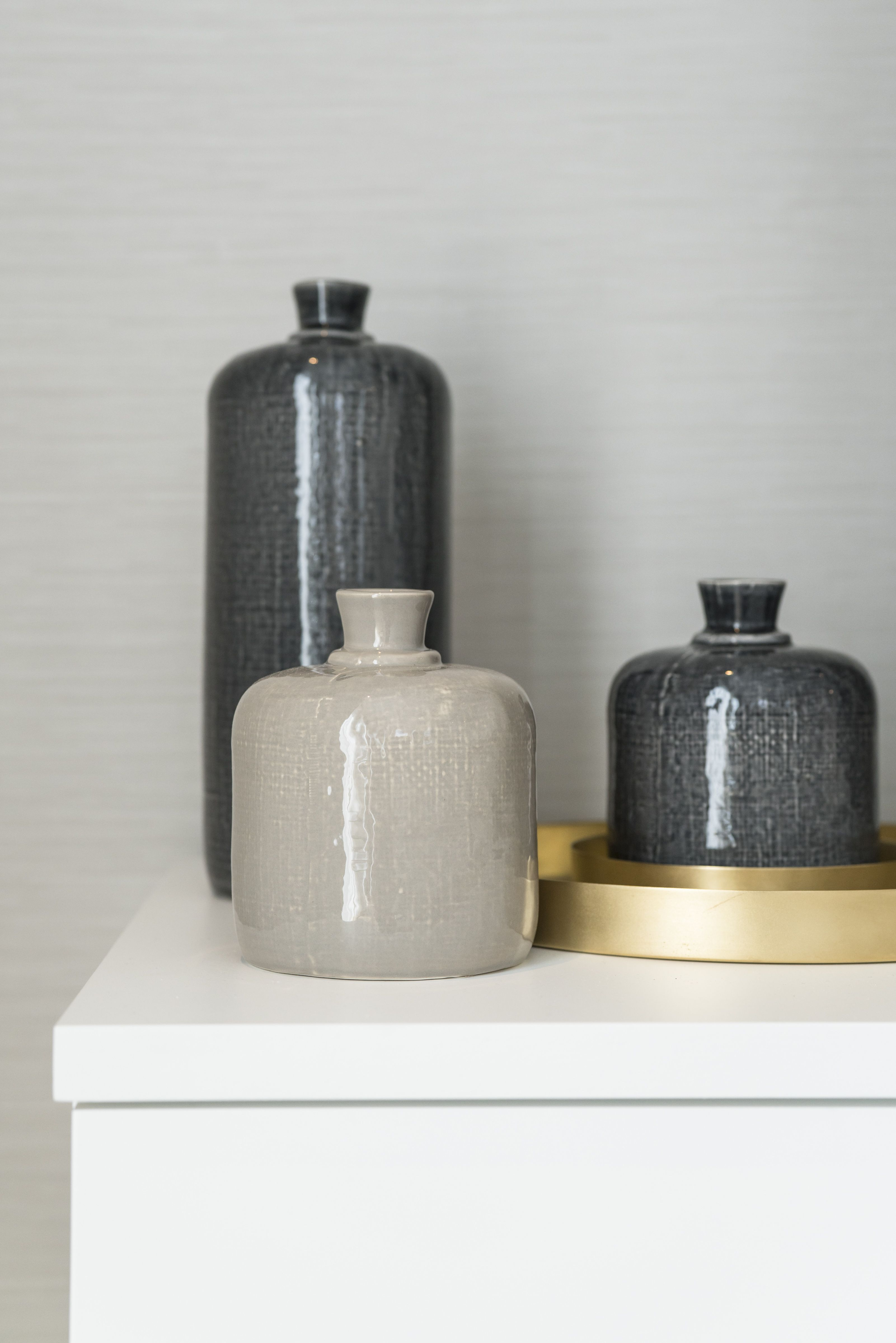 Curated cluster of kelly hoppen vases and tom dixon orbit brass curated cluster of kelly hoppen vases and tom dixon orbit brass trays reviewsmspy