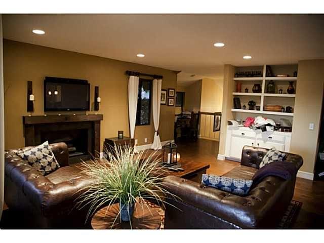 Lovely Spanish Style Living Room