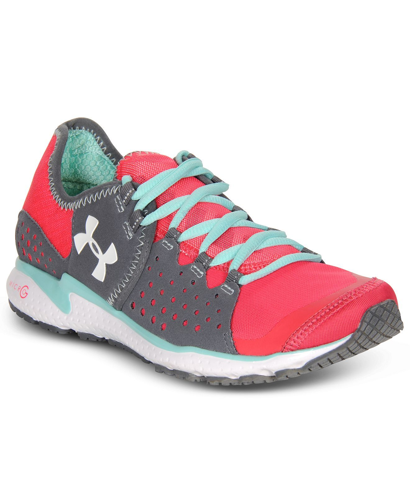 Under Armour Womens Shoes Micro G Mantis Running Sneakers