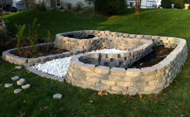 hochbeet bauen beflanzen gartenideen diy ideen holz vorgarten weg, Garten und erstellen