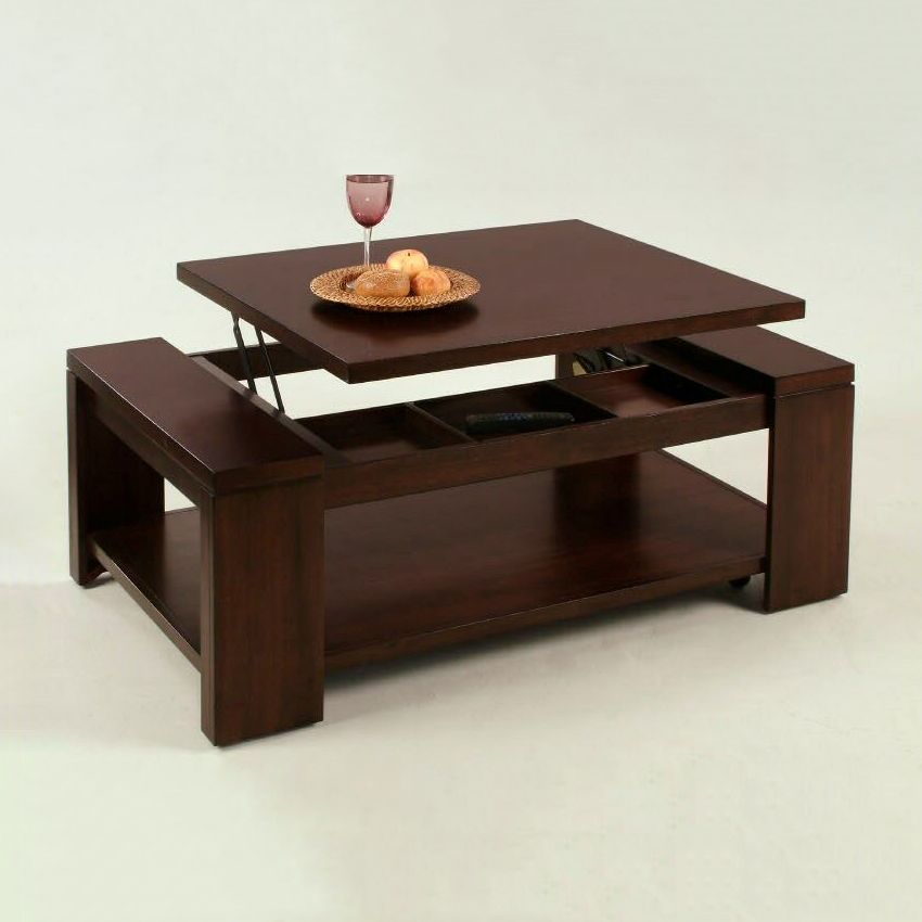 Shop Progressive Furniture P368 15 Waverly Castered Lift Top Cocktail Table  At ATG Stores