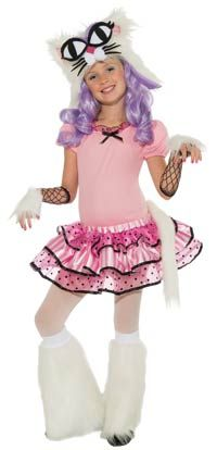 girls cat costumes | mee oow cat costume kids costumes this fun girls mee oow cat  sc 1 st  Pinterest & girls cat costumes | mee oow cat costume kids costumes this fun ...