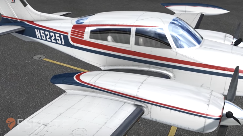 flygcforum com ✈ FLIGHT-SIM-WORLD #44 ✈ Milviz 310R Redux: The
