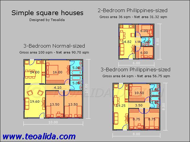 Floor for Average house floor area