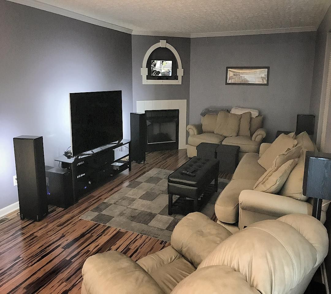Living Room Setup, Living Room