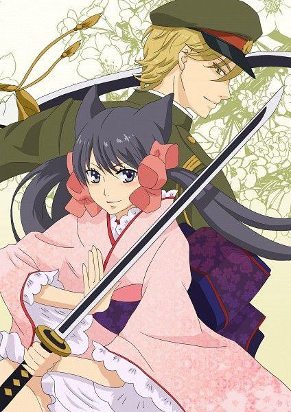 Otome Youkai Zakuro Agemaki Zakuro Anime Awesome Anime Anime Images