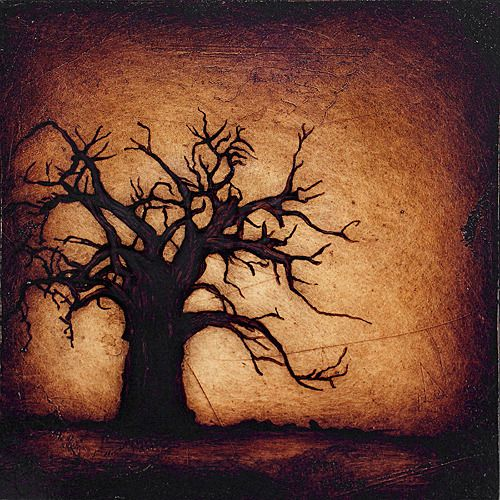 image of 12x12 panel print horizon series baobab tree 2 brown art pinterest dibujo. Black Bedroom Furniture Sets. Home Design Ideas