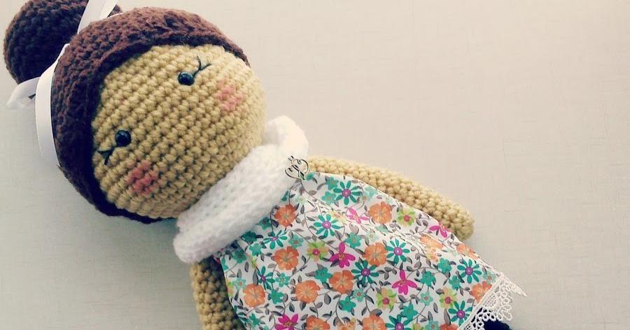Vamos a tejer una linda muñeca a crochet! | Crochet | Pinterest ...