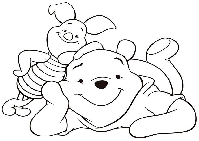 malvorlagen winnie pooh baby 03 | Bullet Journal Ideas | Pinterest ...