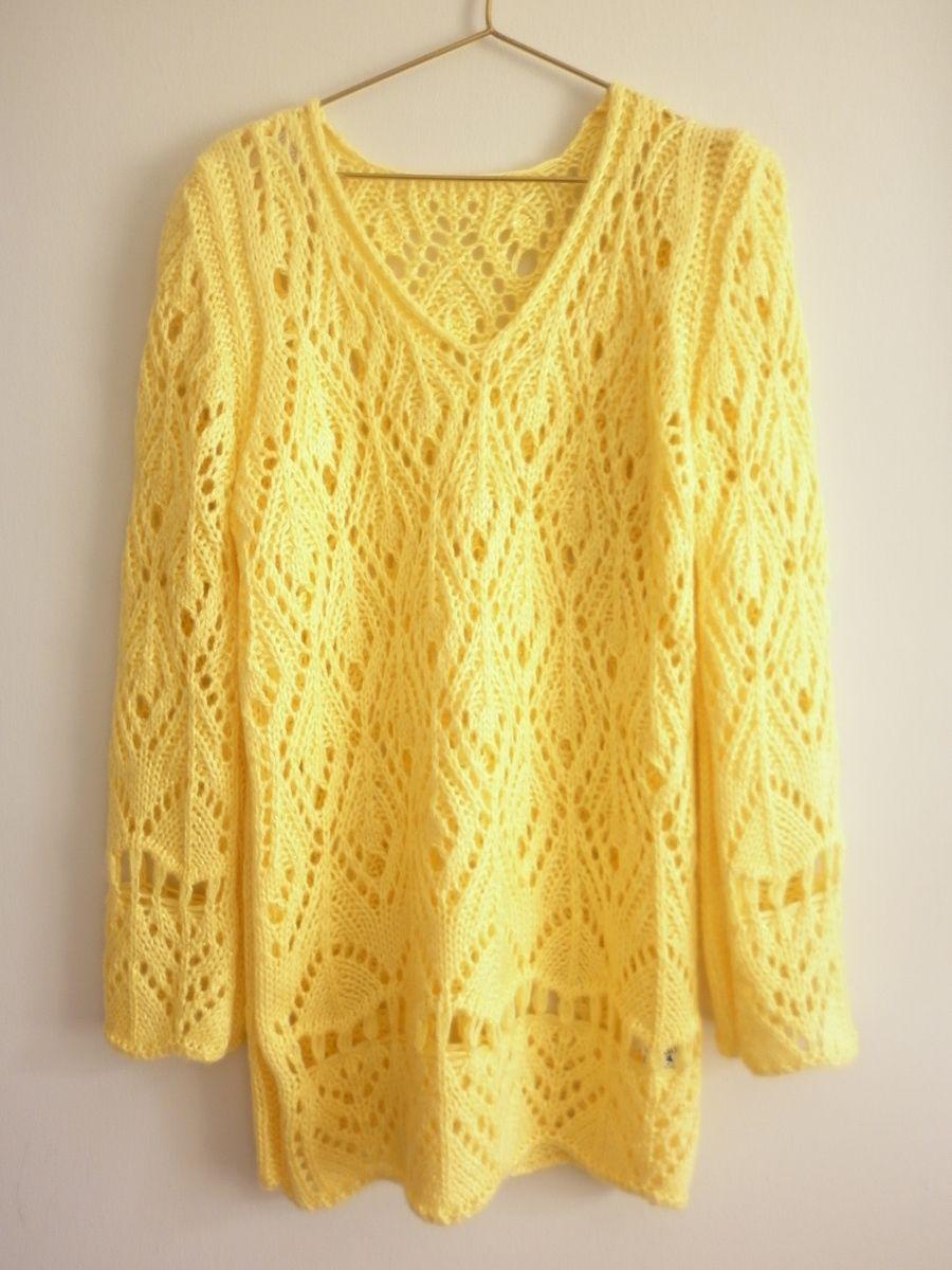 blusas em tricot - Pesquisa Google