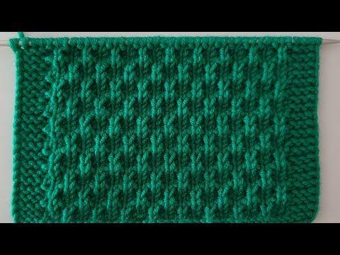 Kolay kabartmalı örgü modeli Knitting babies kids cardigans sweater