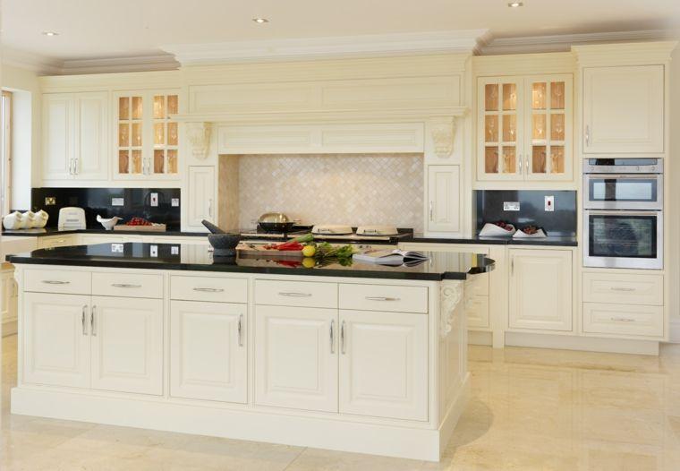 Cocina de obra - treinta y siete diseños estupendos | Cocinas de ...