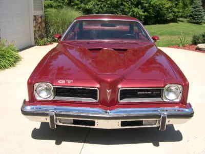 1973 Pontiac LeMans Sport Coupe  1970s Pontiac  Pinterest