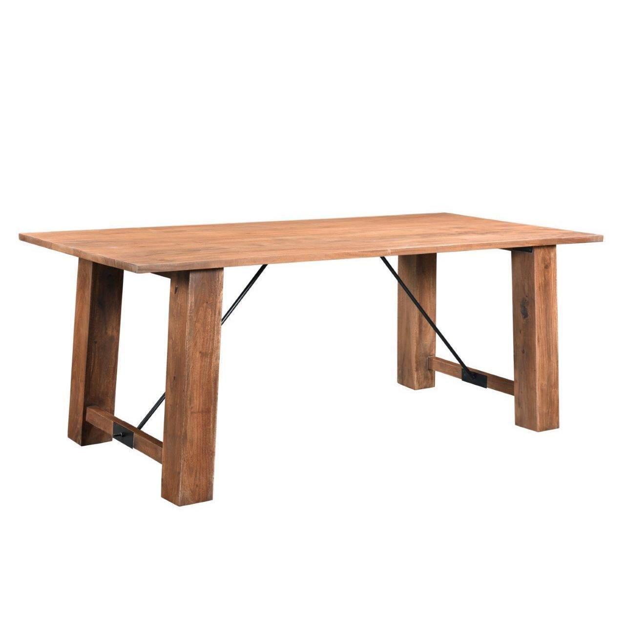 Super Handmade Timbergirl Angled Acacia Wood Dining Table India Lamtechconsult Wood Chair Design Ideas Lamtechconsultcom