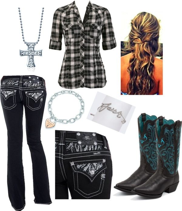 """""""Country with a lil hint of faith. 3"""" by callirobinson23 on Polyvore"""