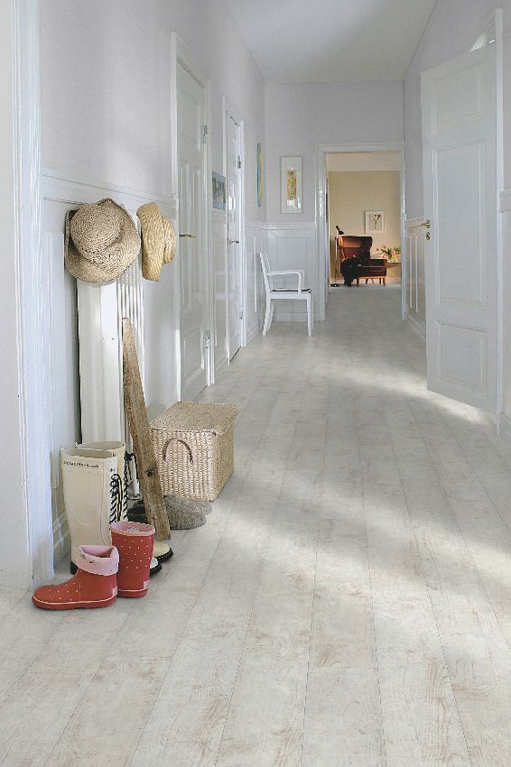 Pergo Original Excellence Plank 4v Distressed White Oak