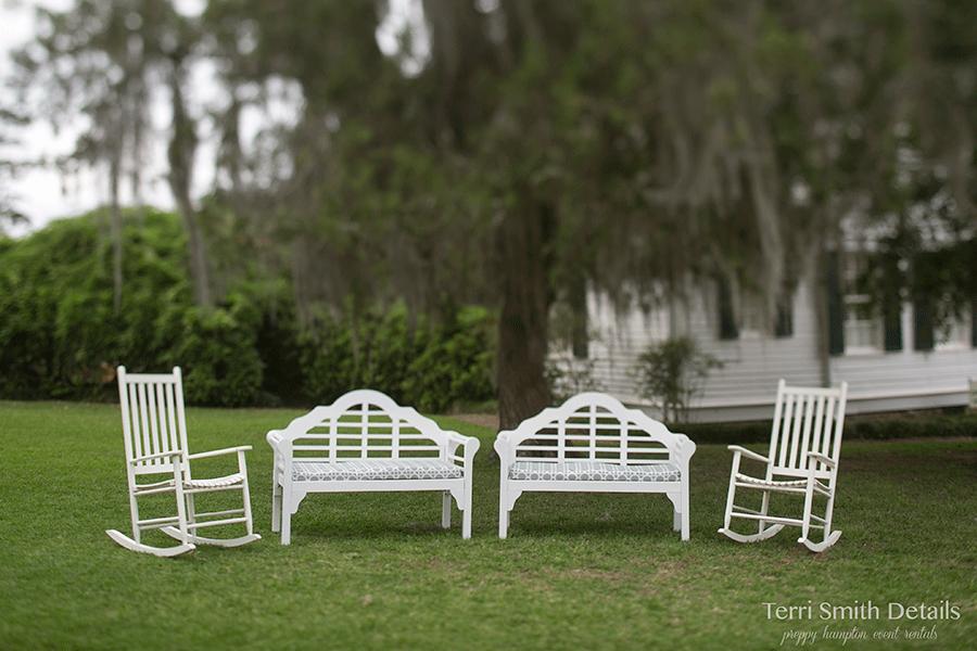 Spring Wedding At Pebble Hill Plantation
