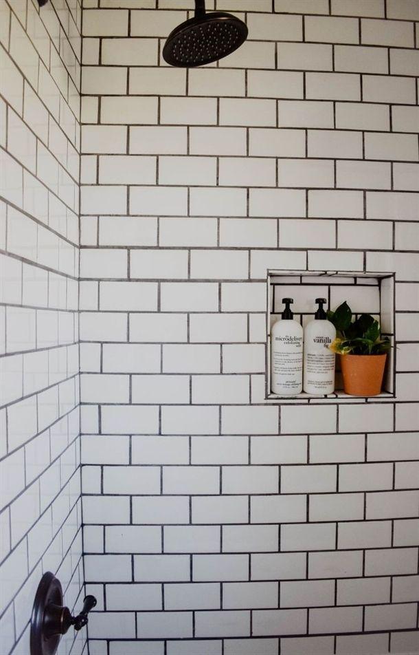 This Modern Boho Bathroom Remodel Was Definitely One For The Books Custom Bathroom Remodeling Books