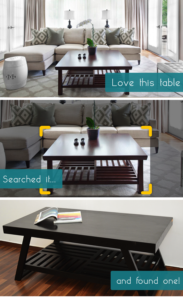 Kevin Our Chief Product Officer Fell In Love With This Coffee Table He Saw On Houzz Likethatdecor Helped Him Find A Very Simil Coffee Table Table Furniture [ 1200 x 736 Pixel ]