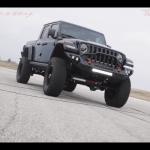 Video 1000hp Srt Hellcat Powered Jeep Gladiator Jeep Gladiator