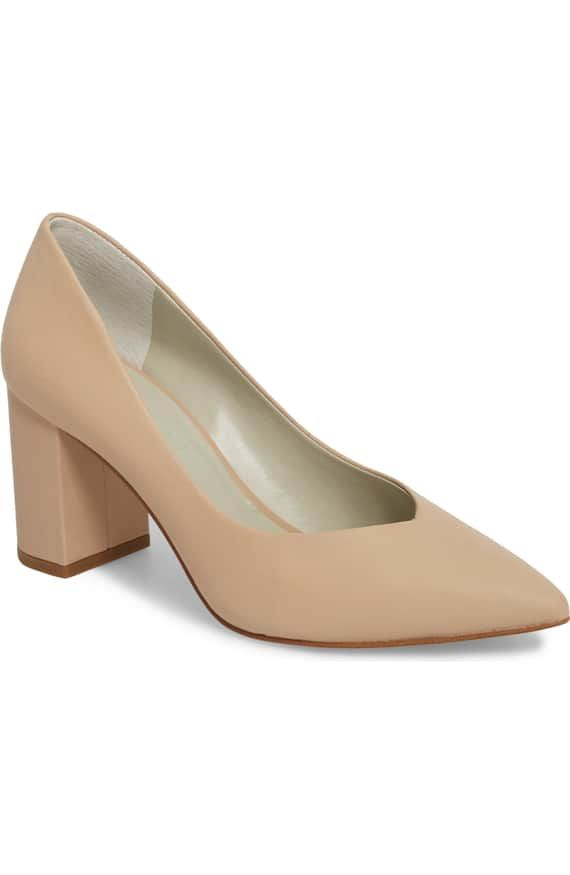 bda1bb240e34 1.STATE Saffy Block Heel Pump (Women) Very comfortable  89.95