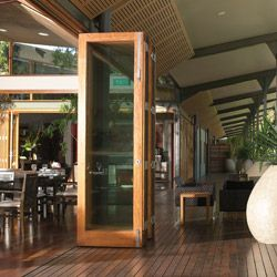 Fold-A-Way Patio Doors: Traditions Collection | Lincoln Windows & Patio Doors