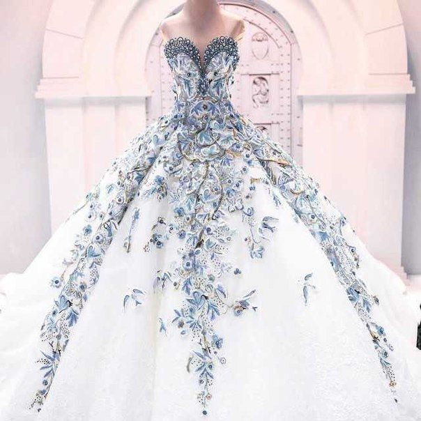 Most Beautiful Ball Gown Wedding Dresses: The Most Expensive Dress In The World (58 Photos) And