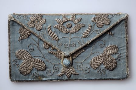 Wallet. France, around 1650-1680. BN inv. no. 96/709.