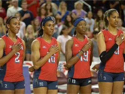 Us Olympic Volleyball Team Power Ranking Top Teams In The Field Olympic Volleyball Professional Volleyball Volleyball Team