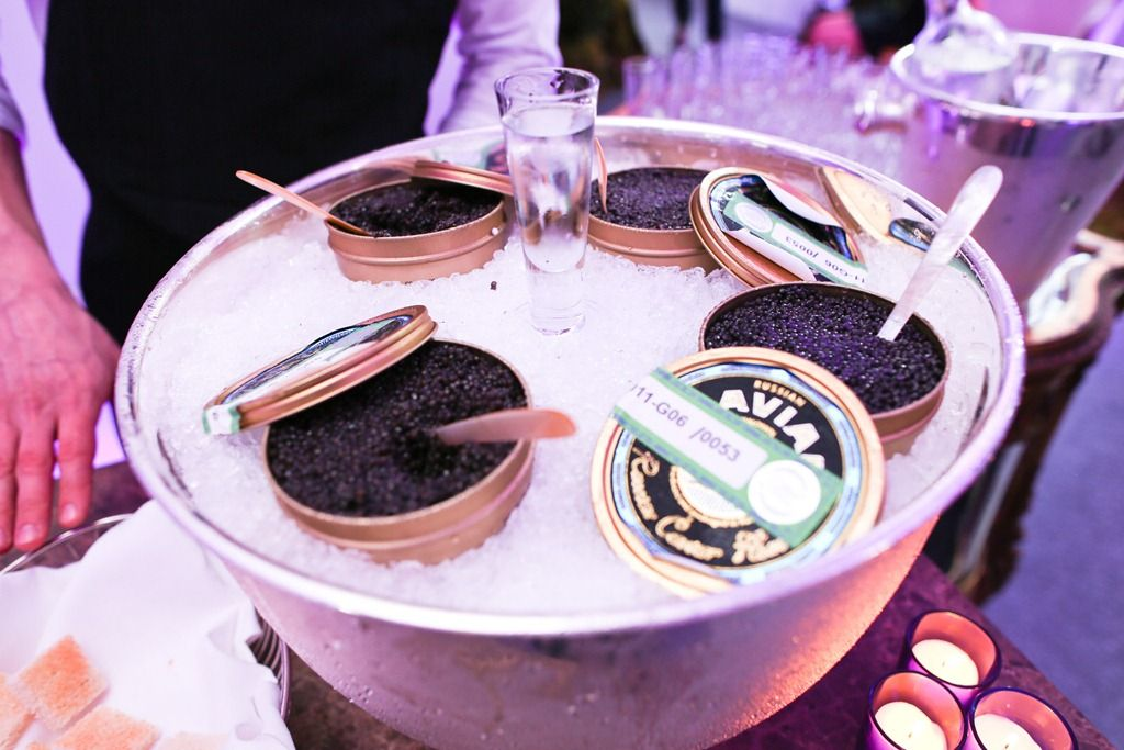 Fabergé NY flagship store launch party