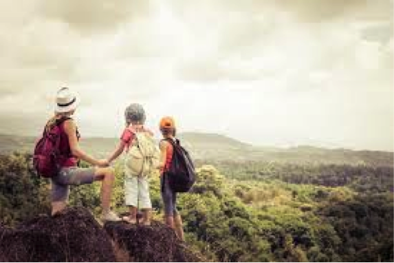 #Hiking with kids: 5 useful #TravelTips