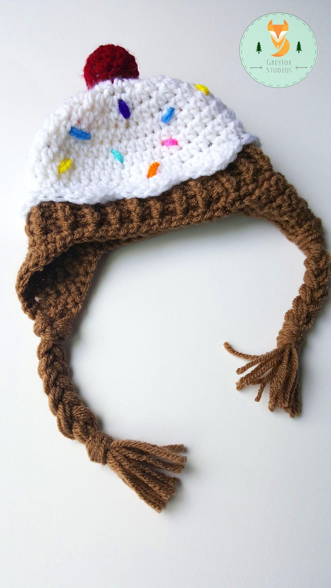 3a3968b18a0 Cute as a Cupcake Hat