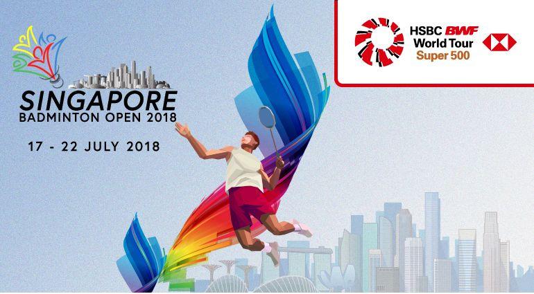 Hasil lengkap live skor singapore open 2018 terbaru