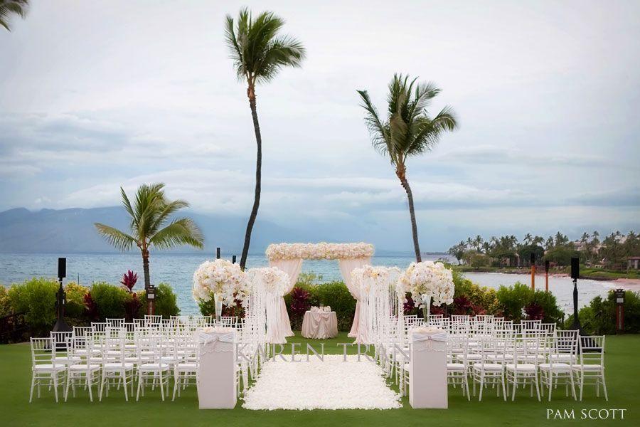 Weddings In Hawaii Weddings In Hawaii San Diego Wedding Blog Maui Weddings Hawaii Wedding Outdoor Wedding Ceremony