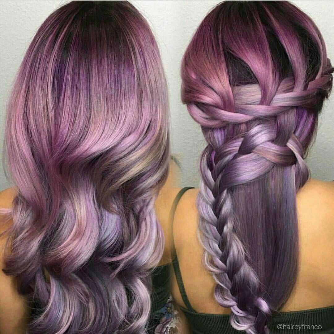 Pin by elise on pretty dyed hair pinterest hair extensions